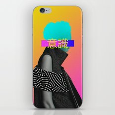 Conscience iPhone & iPod Skin