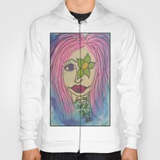 Flower Girl Hoody