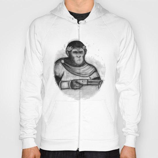 Caesar, the monkey Hoody