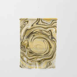 Autumn Gold Wall Hanging