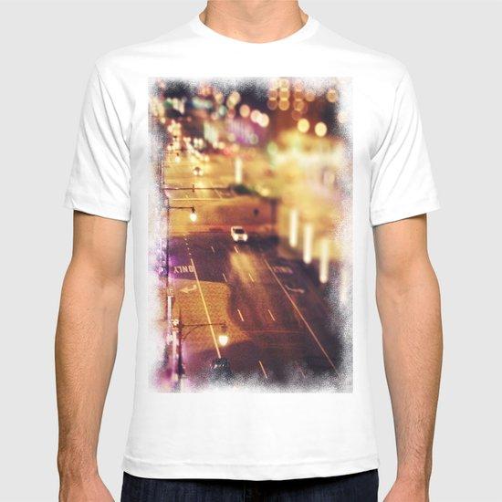 Blurred Lights T-shirt