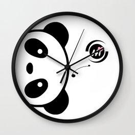 Little Panda: Hi! Wall Clock