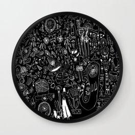 Balustrade A001 Wall Clock