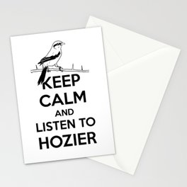 Listen to the bog man 2.0 Stationery Cards