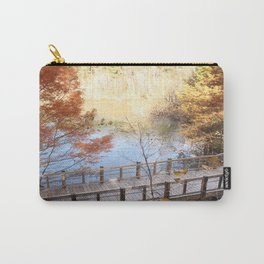 The Path Below  Carry-All Pouch