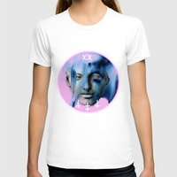 goddess T-shirts featuring GODDESS by RSRRRCT clothing