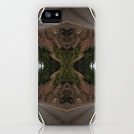 Santiam Hwy iPhone Case