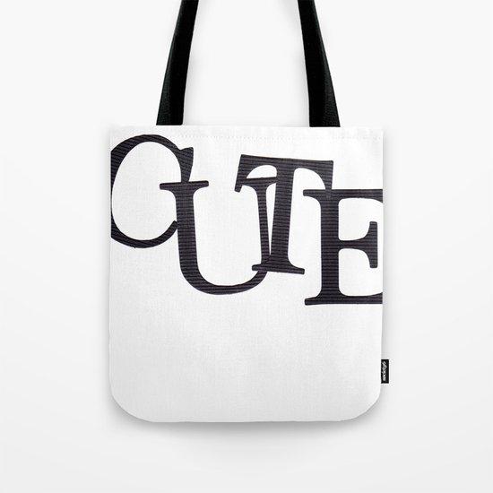 CUTE Tote Bag