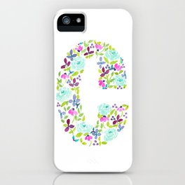 I'll Be C-ing You iPhone Case