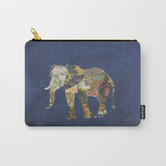 Elephant - The Memories of an Elephant Carry-All Pouch