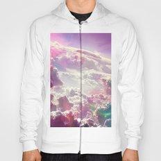 Clouds #galaxy Hoody