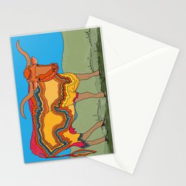 Texas Longhorn Stationery Cards