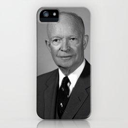 President Dwight Eisenhower iPhone Case