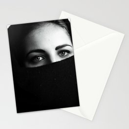 occhi che parlano Stationery Cards