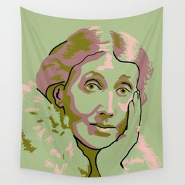 Virginia Woolf Wall Tapestry