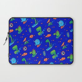 Dino Race Laptop Sleeve