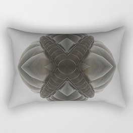 SDM 1011 - digital symmetry Rectangular Pillow
