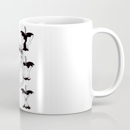 Fork Tongue Coffee Mug