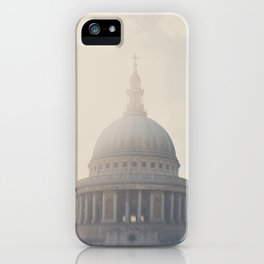 St Pauls Cathedral ...  iPhone Case