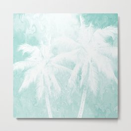 Design 54 Palm Trees Metal Print