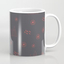 Wind Songs Coffee Mug