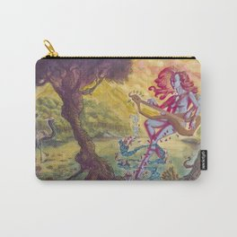 Saraswati, Goddess of the Arts Carry-All Pouch
