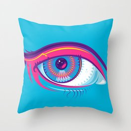 A Stalking Device Throw Pillow