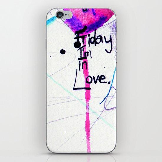 Friday iPhone & iPod Skin