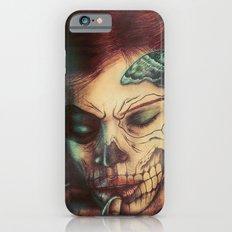 Skull Girl iPhone 6s Slim Case