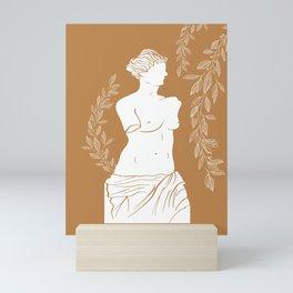 Venus De Milo Mini Art Print