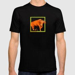 Celtic bull T-shirt