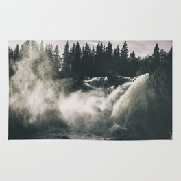 Waterfall #wallart Rug