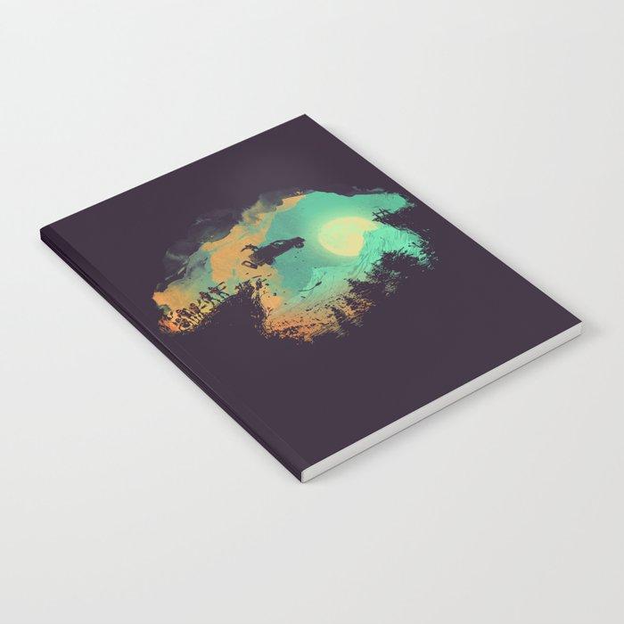 Leap of Faith Notebook