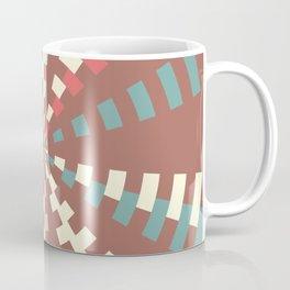 Dashed vortex Coffee Mug