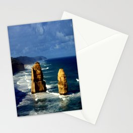 Limestone Rock Stacks & Headlands Stationery Cards