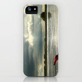 River Scene iPhone Case