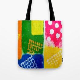 Snazzy Artsy Tote Bag
