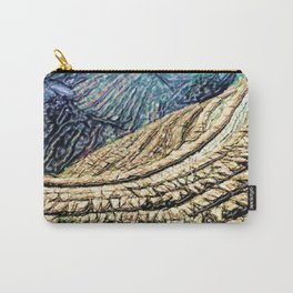 Terraces Above and Below Carry-All Pouch