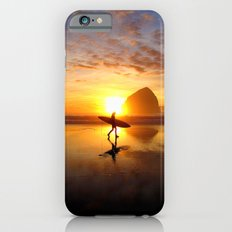 Surfer at Sunset Slim Case iPhone 6s