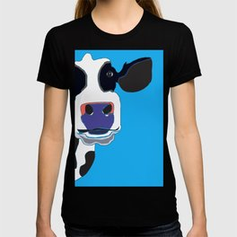 Cow in the Blue Sky T-shirt