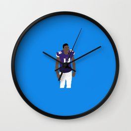Miracle in Minnesota Wall Clock