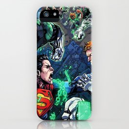 The fight is not Balanced iPhone Case