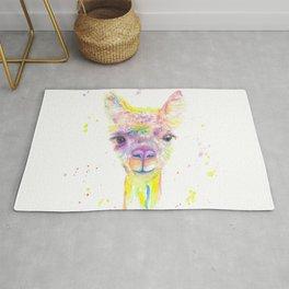 Llama Drama Rug