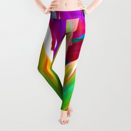 Sacred Ti Leaf Leggings