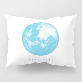 Luna Azul Pillow Sham
