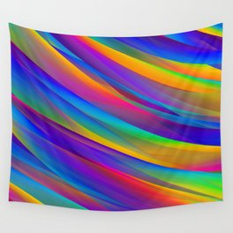 PM COLORS Wall Tapestry