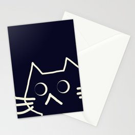 cat 540 Stationery Cards