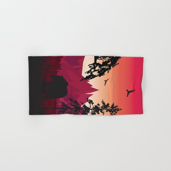 My Nature Collection No. 42 Hand & Bath Towel