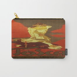 Vintage poster - Tosca Carry-All Pouch