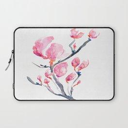 Japanese Magnolia Laptop Sleeve